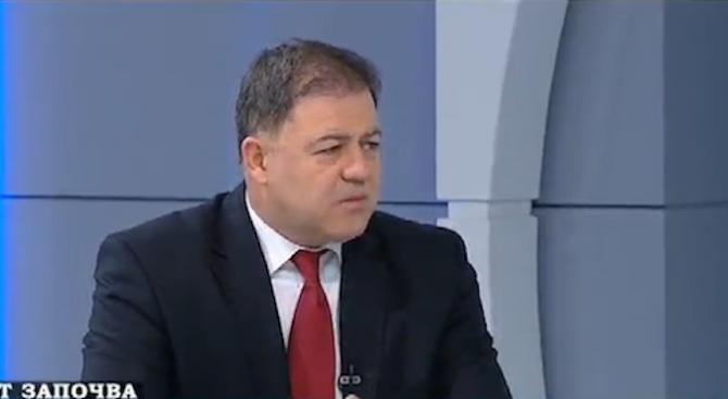 Николай Ненчев: Ситуацията в момента още по-силно налага съставянето на правителство