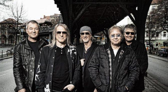 Рок легендите Deep Purple с епичен прощален концерт в София на 14 май