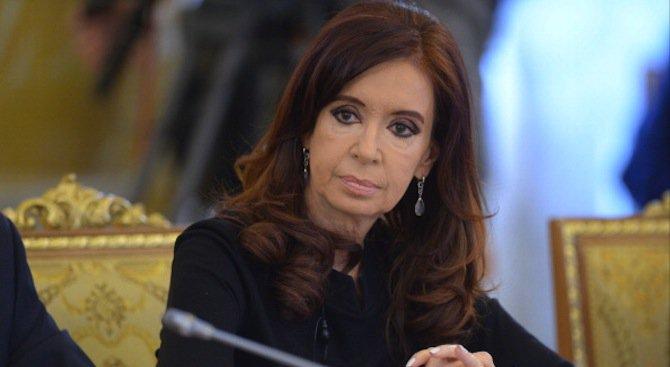 Бившата президентка на Аржентина е обвинена в дело за корупция