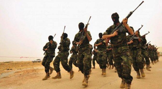 """Един от командирите на """"Ислямска държава"""" е бил ликвидиран"""