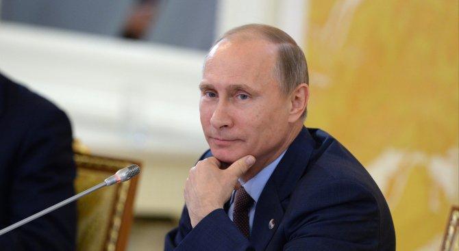 Путин: 2016 година беше трудна, но обещаваща