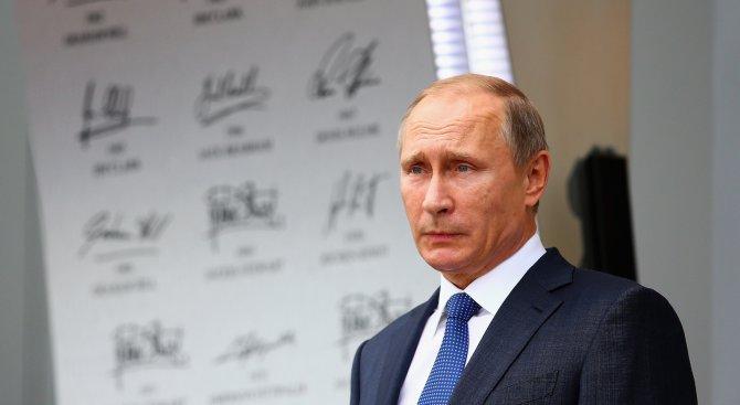 Путин: Няма да гоним американски дипломати