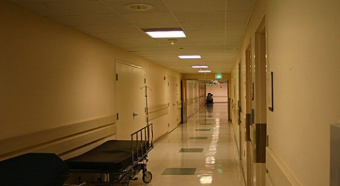 Рекордно малък брой пациенти са посетили Спешното отделение на болницата в Добрич