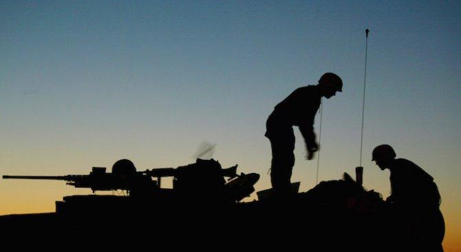 Започна прехвърлянето на американската танкова бригада в Източна Европа