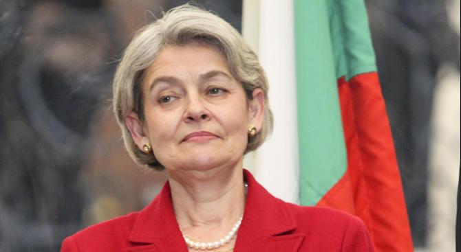 Ирина Бокова: Културното наследство е за всички, то не може да се поделя
