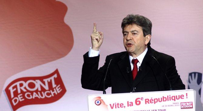 Ляв кандидат за френски президент: Да излезем от НАТО