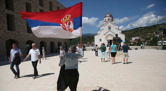 Сръбски лидер пали нова война на Балканите