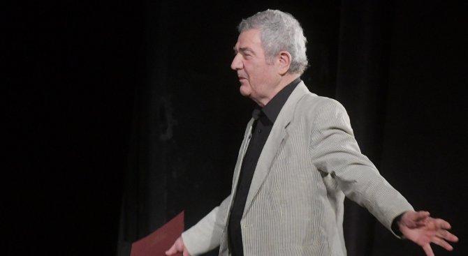Стефан Цанев: Театърът е моята държава (галерия)