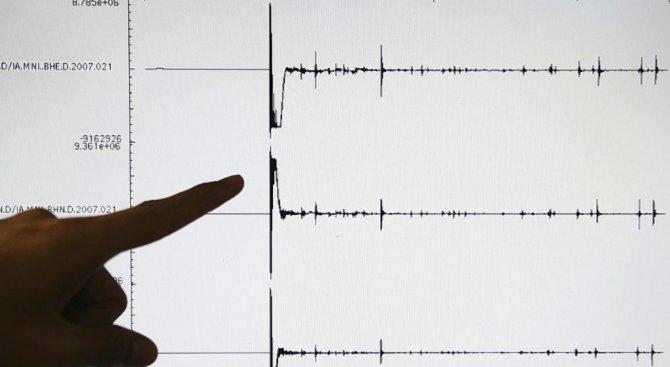 Земетресение разлюля централна Италия, усети се в Рим