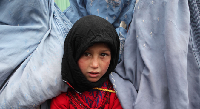27 деца загинаха студ в Афганистан
