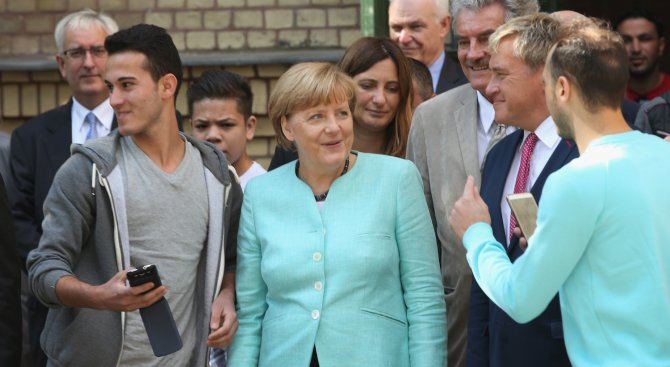 Имигрантите струваха почти € 22 млрд. на Германия през 2016 г.