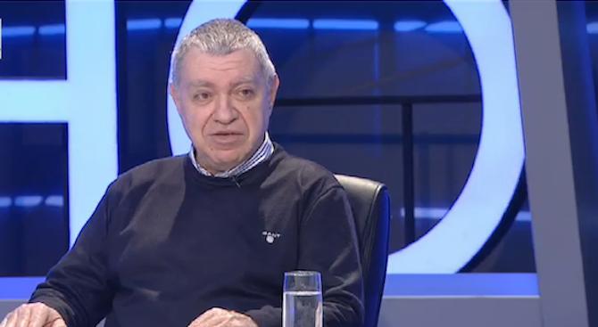 Михаил Константинов: Служебният кабинет трябва да опази границата