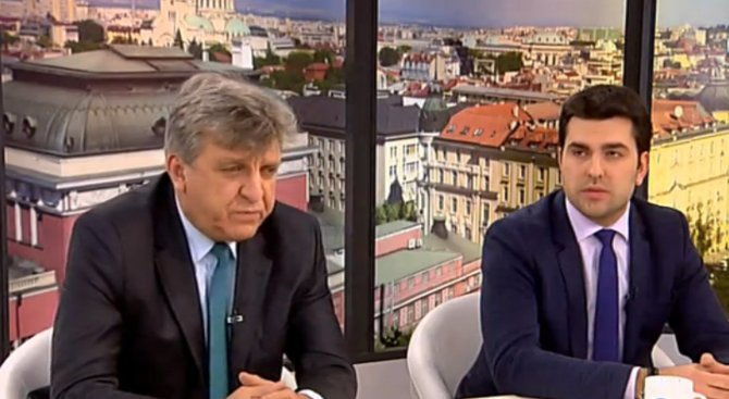 Георг Георгиев: Интересите на БСП намериха израз във ветото на Радев (видео)