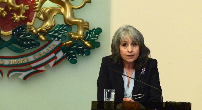 Маргарита Попова: Избрала съм да се откъсна от политиката