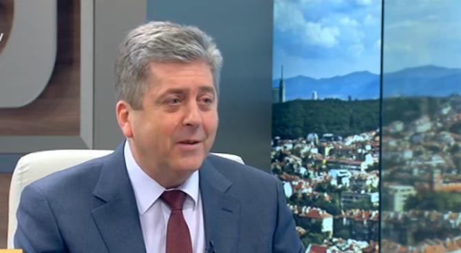 Първанов подкрепи ветото на Радев: Няма да козируваме на Брюксел