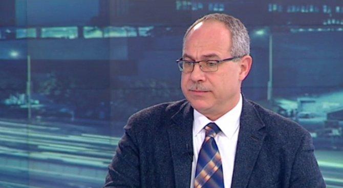 Антон Тодоров: ГЕРБ е първата партия, оставила страната стабилна
