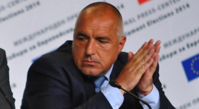 Борисов: Олигарсите не успяха да преборят само ГЕРБ