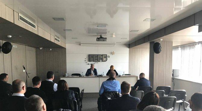 Цветанов на среща с бъдещите кандидат-депутати от София