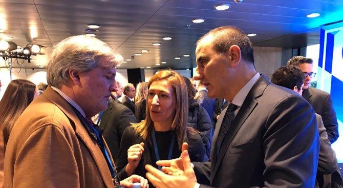 Цветанов запозна образователния министър на Испания с програма на ГЕРБ (снимки)
