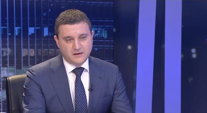 Владислав Горанов: Хората имат много повече претенции към управляващите и това е добре