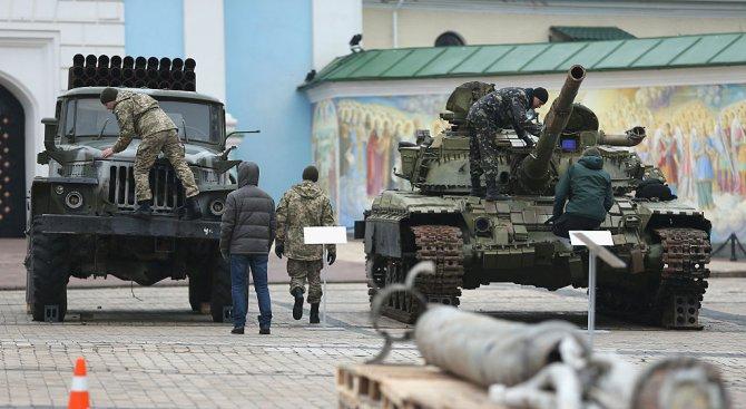 Киев: Гиви падна жертва на вътрешни борби сред сепаратистите