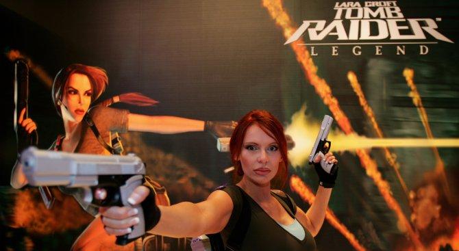 Секси актриса ще бъде новата Лара Крофт (снимки)