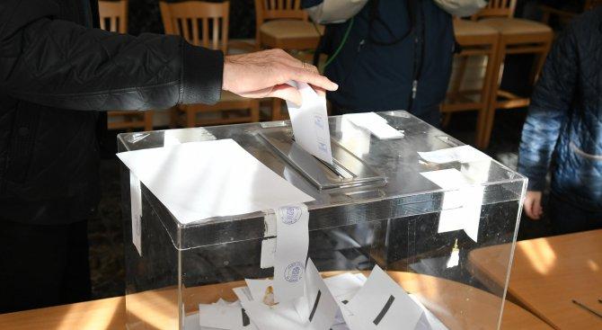 Проучване: При избори днес ГЕРБ печелят най-много гласове (видео)