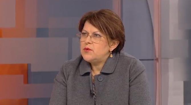 Татяна Дончева ще води листата на коалиция АБВ-Движение 21 във Варна
