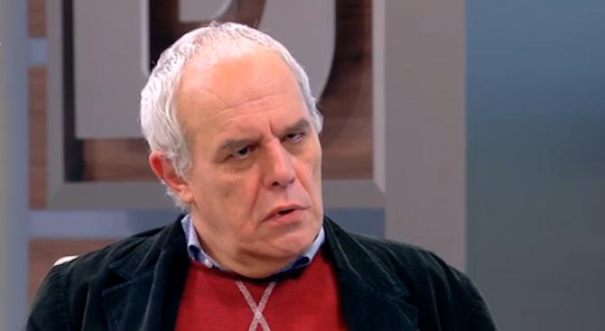 Андрей Райчев: В България има отдавна невиждана политическа обстановка (видео)