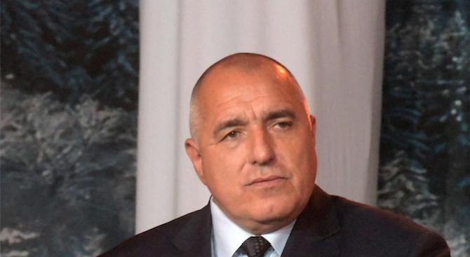 Бойко Борисов: В нашата програма няма нито една незащитена цифра (видео)