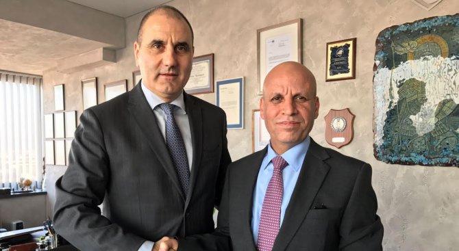 Цветан Цветанов се срещна с иракския посланик в България Кахтан Таха Халаф Ал-Джанаби (снимки)