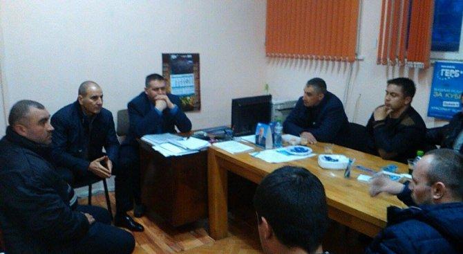 Цветанов: ГЕРБ е единствената алтернатива в смесените региони