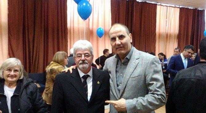 Цветанов за кандидата на ГЕРБ за кмет на Кубрат: Това е правилният избор