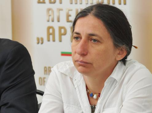 Дъщерята на Желю Желев влиза в листите на РБ