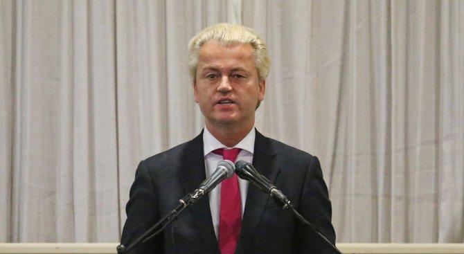 Хеерт Вилдерс откри предизборната си кампания с атака