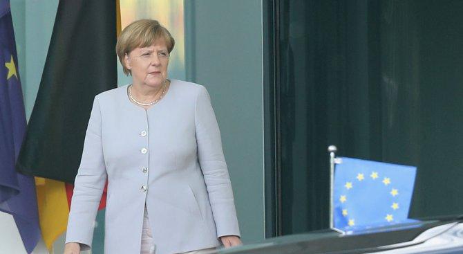 Меркел: Европа може да бъде силна само ако Германия и Франция преуспяват