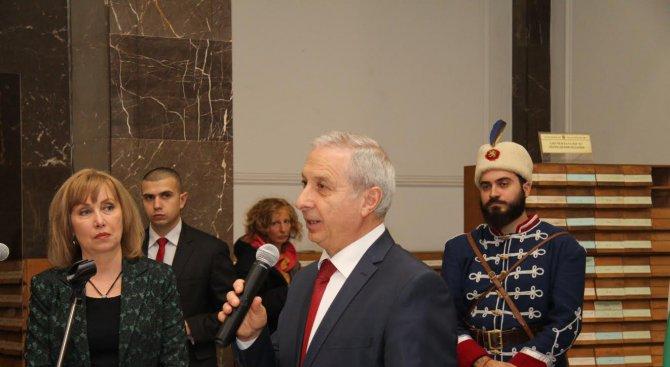 Огнян Герджиков: София и България заслужават да имат летище на името на Апостола