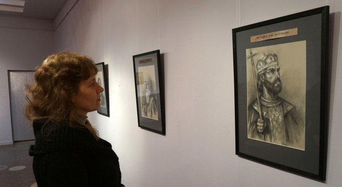 Портрети на български светии показва изложба във Варна (снимки)
