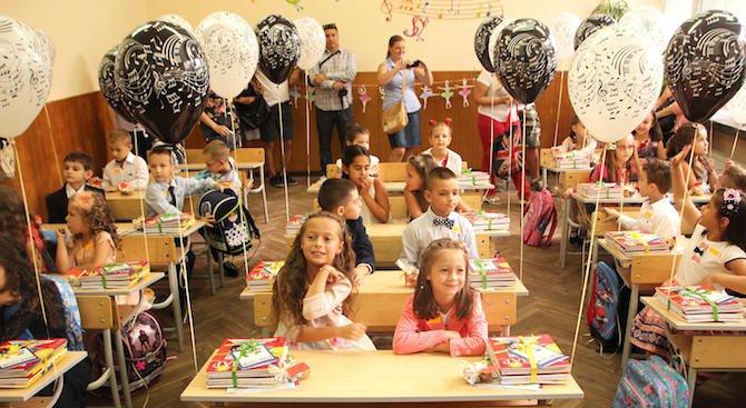 Работата на родителя вкарва в първи клас с 10 бонус точки