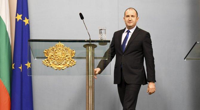 Румен Радев ще се запознае с подготовката, войсковия ред и дисциплината в Българската армия