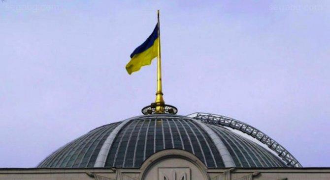 Украйна обяви извънредно положение