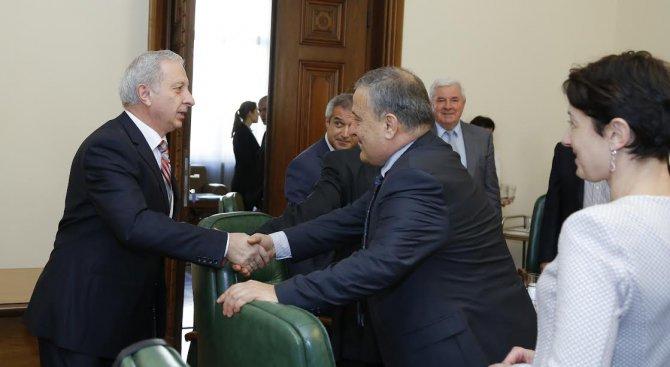 Герджиков: Работим за намаляване на административната тежест за бизнеса (снимки)