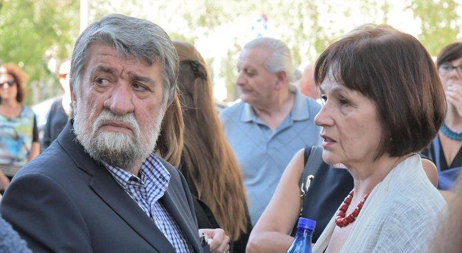 Рашидов събра творци и директори на музеи за приоритетите на ГЕРБ в културата