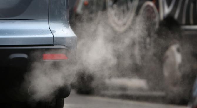 Замърсяването на въздуха може да засегне обонянието ни