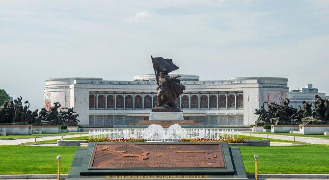 Екзекутираха 5-ма топразузнавачи в КНДР