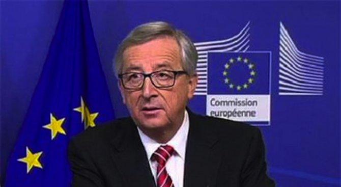Жан-Клод Юнкер ще разкрие плана си за след Брекзит