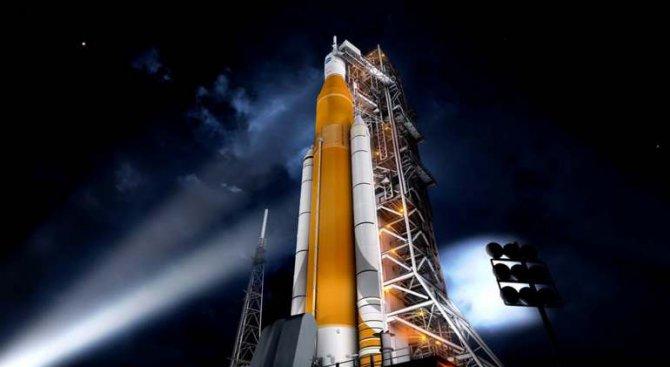 НАСА планира пилотиран полет през 2019