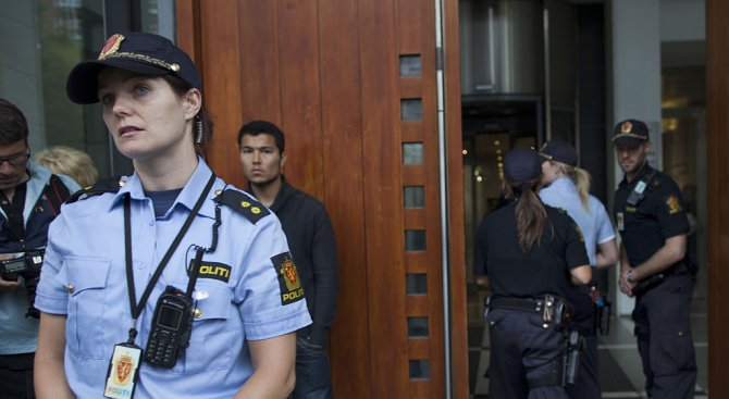 Съд: Норвегия не е нарушила права на Брайвик