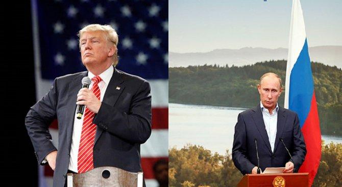 Тръмп и Путин ни честитиха Освобождението