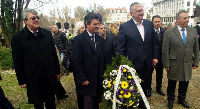 Зеленогорски: Инвестициите в здравето, образованието и културата са приоритети за РБ